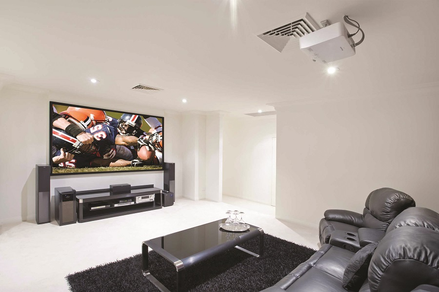 Create the Ultimate Sports Haven With a Home Theater System
