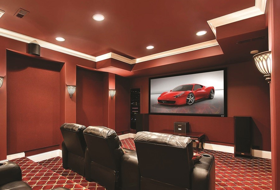Screen Innovations Boosts Your Home Theater Design