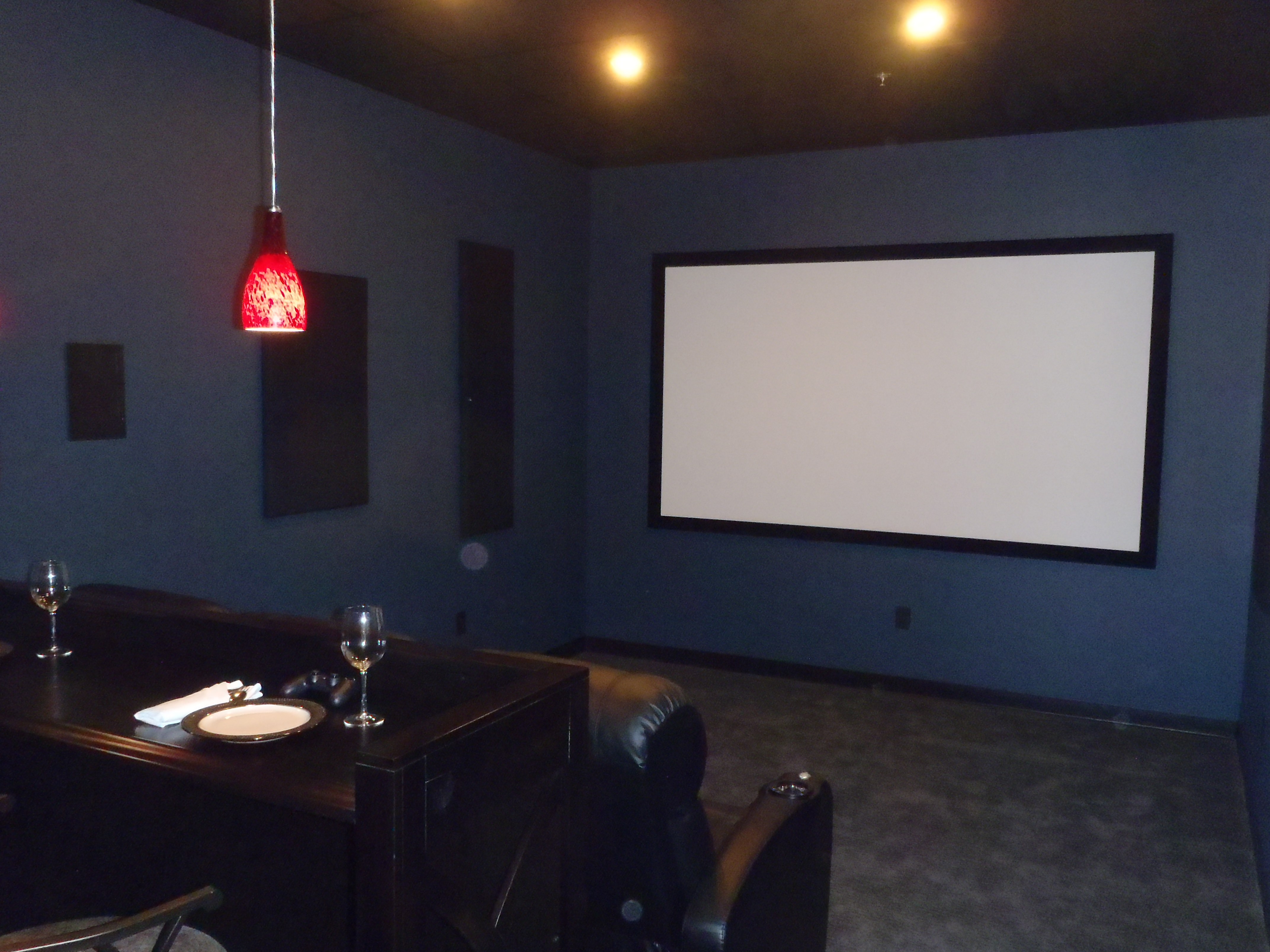 From Pre-Wire to Popcorn in your Home Theater